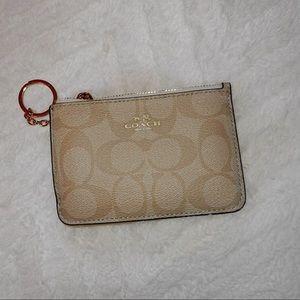 Mini Coach ID purse